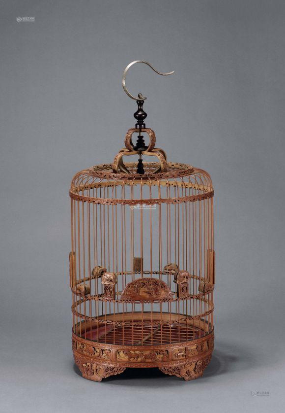Chinese Bird Cage Culture -2