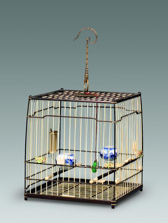 Chinese Bird Cage Culture -4