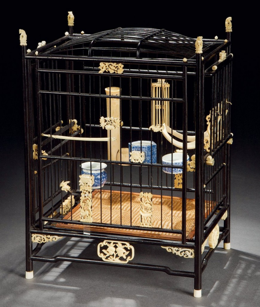 Chinese Bird Cage Culture -5